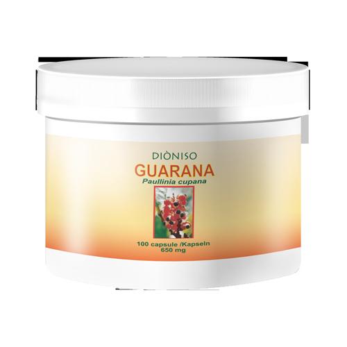 Guarana 650mg, 100 VegeCaps