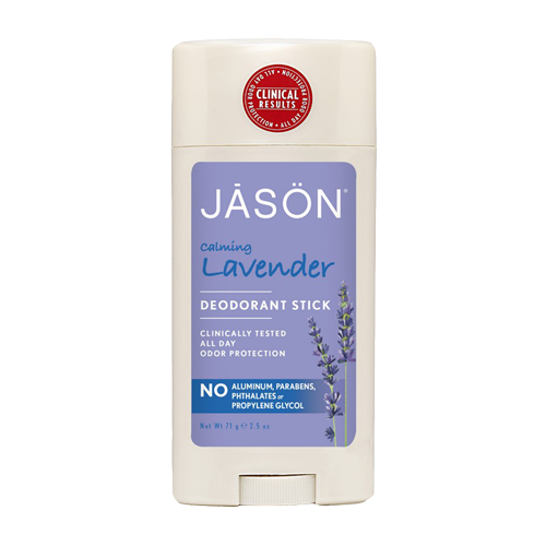 Deo Jason Natural Lavender Stick 75g