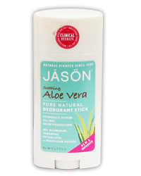 Deo Jason Natural Aloe Vera Stick 75g