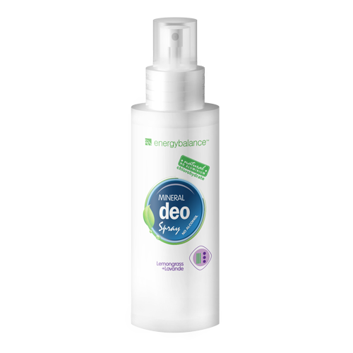 Deo  EnergyBalance Cristallo Spray bio Lemongrass Lavande 100ml
