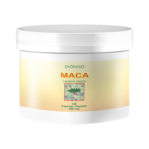 Maca 500mg, 120 VegeCaps