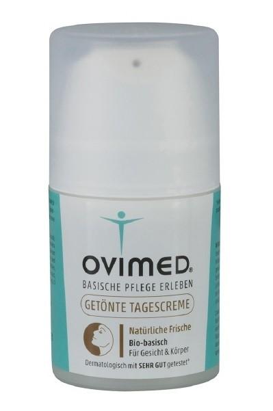 OVIMED Bio-basica Crema Tinta Giorno Freschezza Naturale 50ml