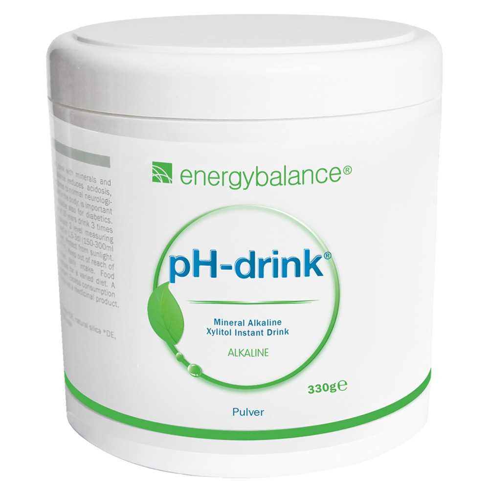 pH-drink Xilitolo bevanda basica FRH, 330g