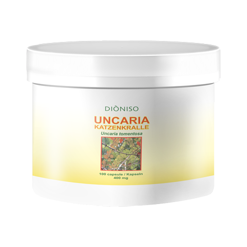 Uncaria 400mg, 100 VegeCaps