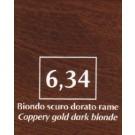 FM Tinta Naturale Biondo scuro dorato rame 6,34