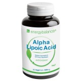 Acido Alpha-Lipoico 600mg, 90 VegeCaps