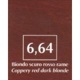 FM Tinta Naturale Biondo scuro rosso rame 6,64