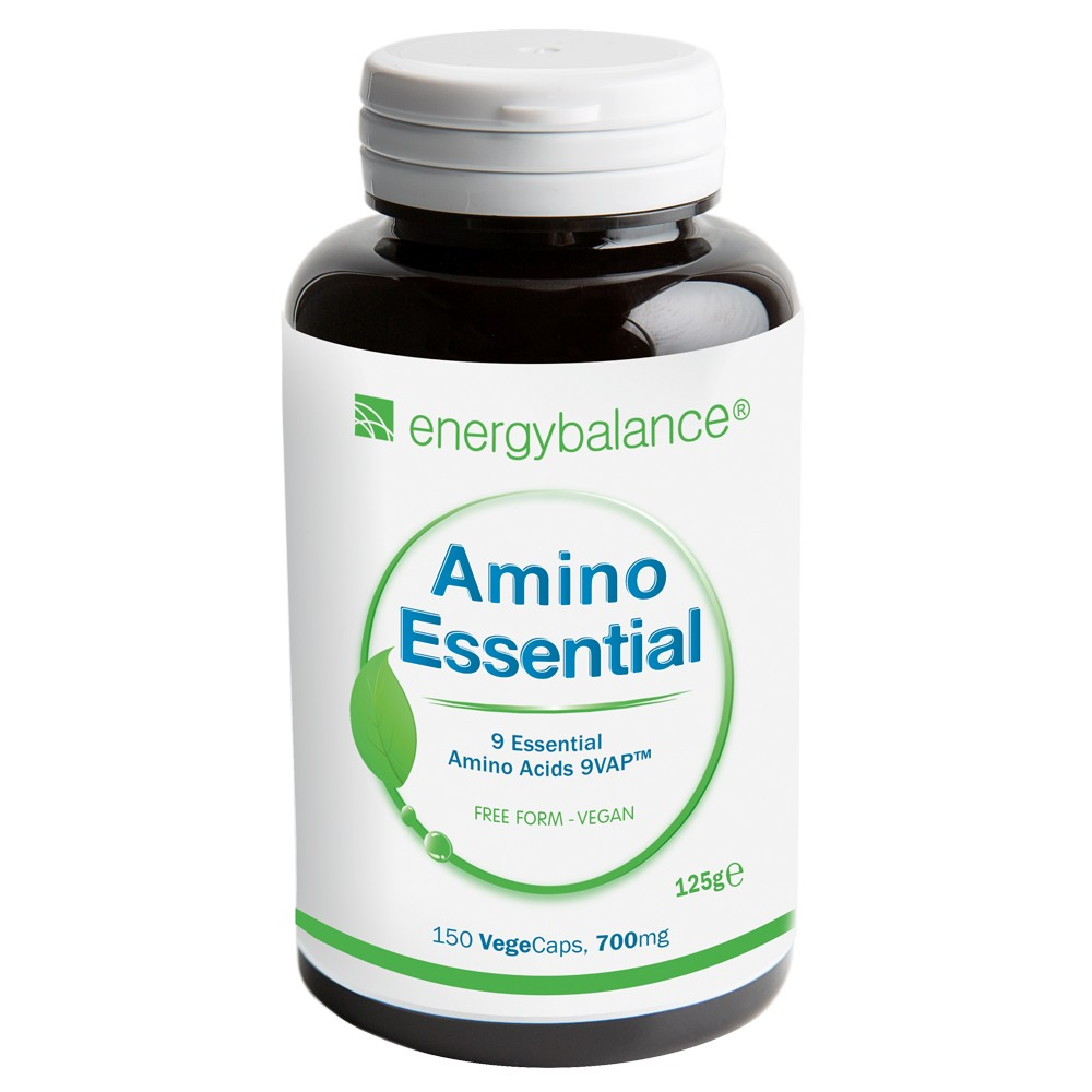 Amino 9 Essential freie Form 700mg, 150 VegeCaps