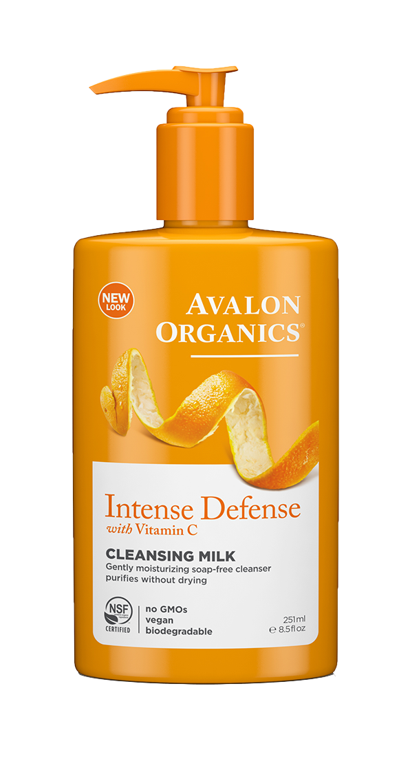 Vitamin C Reinigungsmilch feuchtigkeitsspendend, 250ml