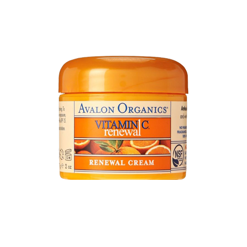 Vitamin C Gesichtscreme regenierend, 50ml