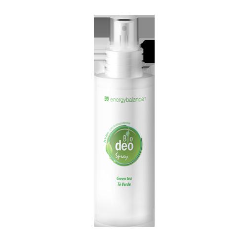 Deo BIO EnergyBalance ohne Alu Spray Green Tea und Aloe 80ml