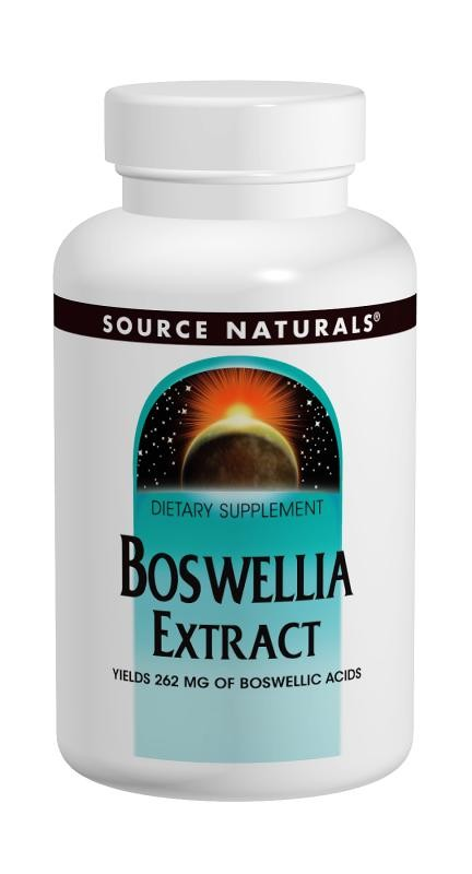 Weihrauch Boswellia Extrakt 375mg, 100 Tabs