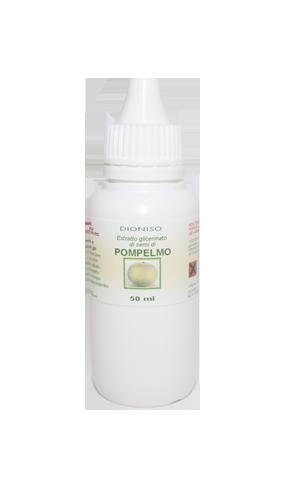 Grapefruitkernextrakt GKE 40% flüssig Pompelmo, 50ml