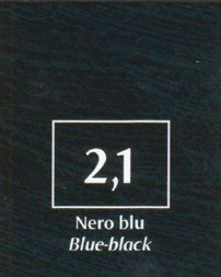 FM Natürliche Coloration Schwarz Blau 2,1