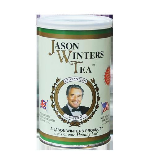 Jason Winters pre-brewed Kräuter Tee, das Original