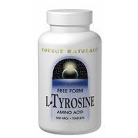 L-Tyrosin freie Form 500mg, 100 Tabs