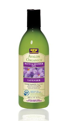 Lavendel BIO Bad & Dusch Gel, 355ml