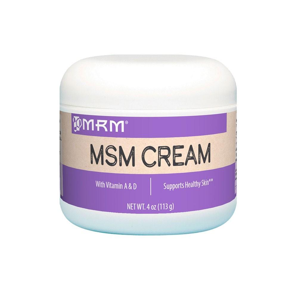 MSM Creme 25% extra stark, 118ml