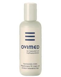 OVIMED Hautneutrales Mildes Shampoo 250ml