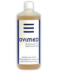 OVIMED Hautneutrales Mildes Shampoo 1000ml
