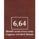 FM Natürliche Coloration Blond dunkel rot kupfer 6,64