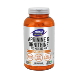 L-Arginin + L-Ornithine 500/250mg, 250 Caps