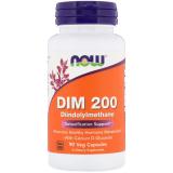 DIM 200 + Calcium 200mg, 90 VegeCaps