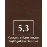 FM Natürliche Coloration Kastanienbraun hell gold 5,3