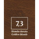 FM Natürliche Coloration Blond golden 7,3