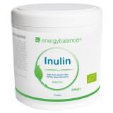 Inulin BIO Agave prebiotische Nahrungsfaser Pulver, 300g