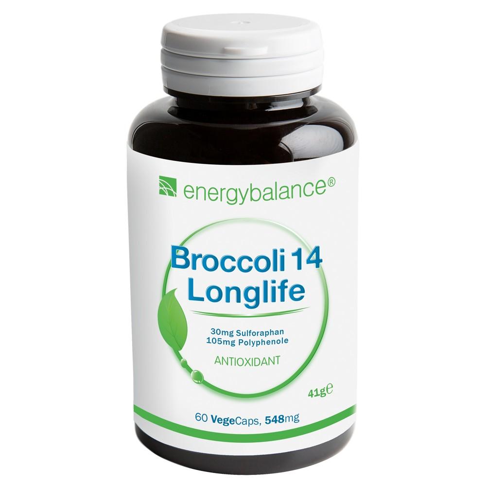 Broccoli 14 Longlife, 60 VegeCaps