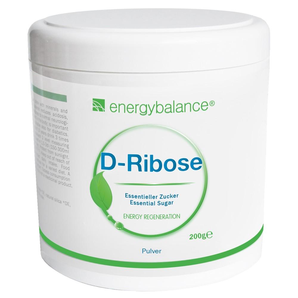 D-Ribose Essential Sugar Powder, 200g