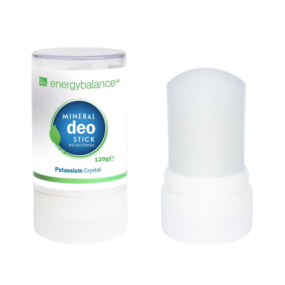 Deodorant  EnergyBalance Crystal Stick, fragrance-free 120g