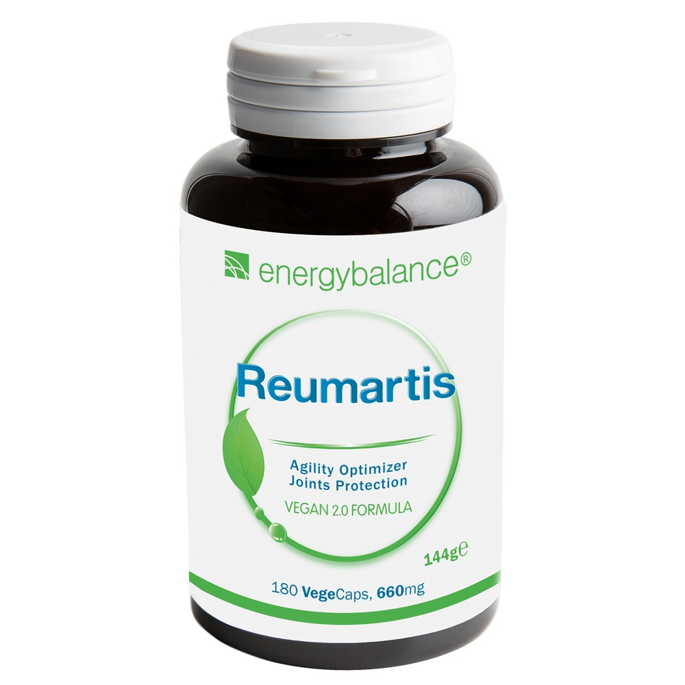 Reumartis Antioxidant 660mg, 180 VegeCaps