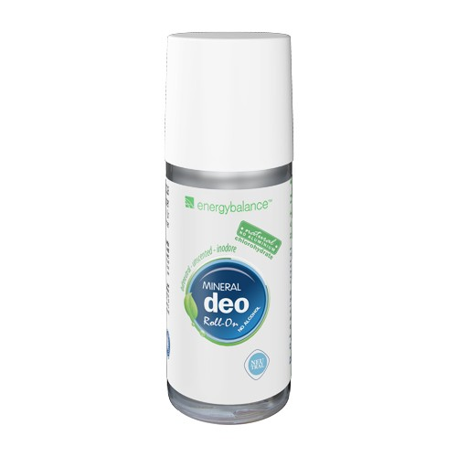 Deodorant EnergyBalance Aluminum-Free Roll-On, fragrance-free 50ml