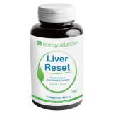 Liver Reset Natural Vegan Detox Mix 466mg, 90 VegeCaps