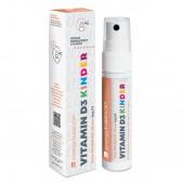 Vitamin D3 Kids Spray Vegan Tasty Lemon 3µg, 185 Sprays