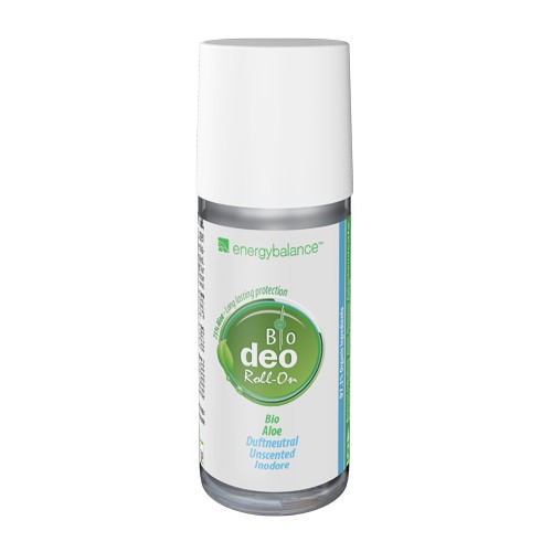 Deodorant BIO EnergyBalance Aluminum-Free Roll-On 75% aloe 50ml