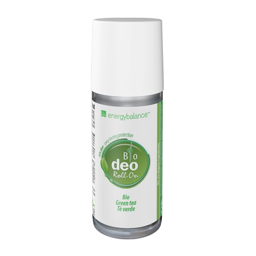 Deodorant BIO EnergyBalance Aluminum-Free Roll-On Green Tea and Aloe, 50ml