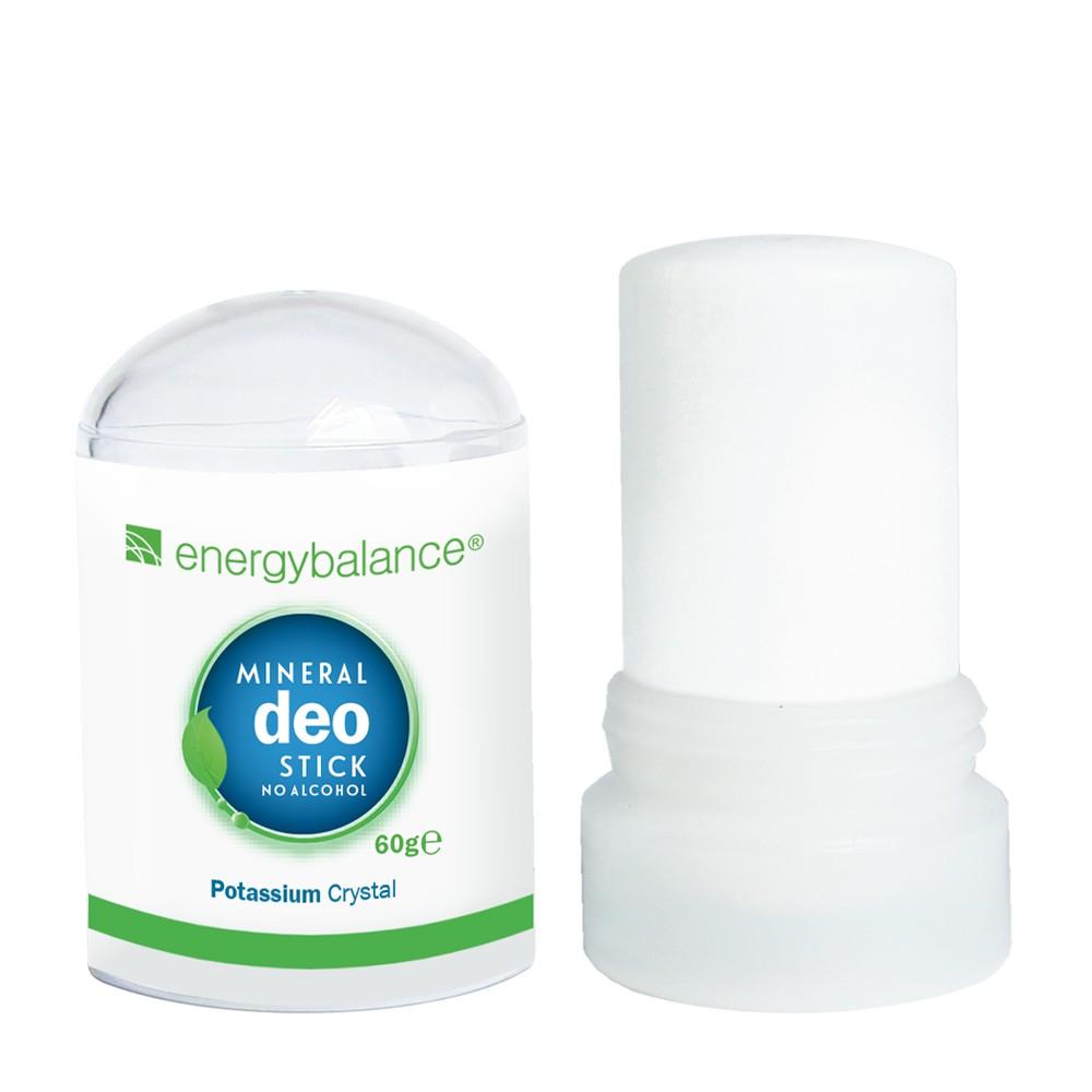 Deodorant  EnergyBalance Crystal Stick, fragrance-free 60g