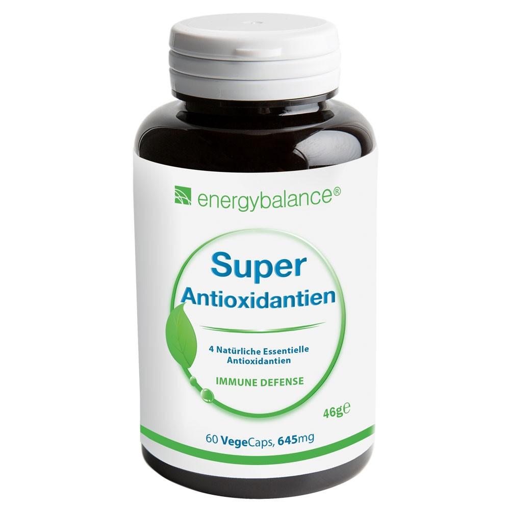 Super Antioxidantien 645mg, 60 VegeCaps