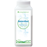 BasenBad Alkaline Bath Salts with Q10, aloe vera, spirulina & reddish Mayo salt, 800g
