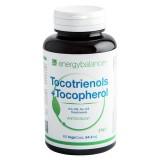 Tocotrienols + Tocopherol Vitamin E, 60 VegeCaps