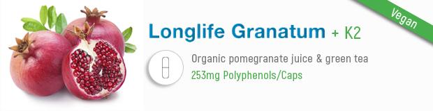 Longlife Granatum K2